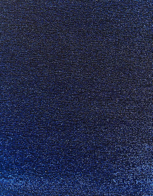 Brassière Bleue Brillante
