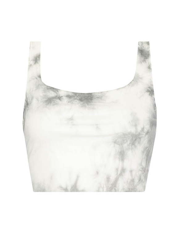 Suedette Crop Top