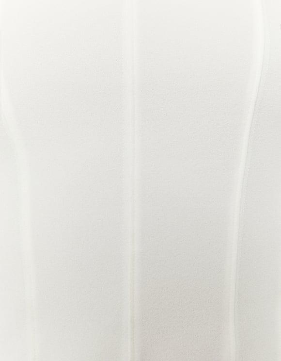 Top Corset Blanc