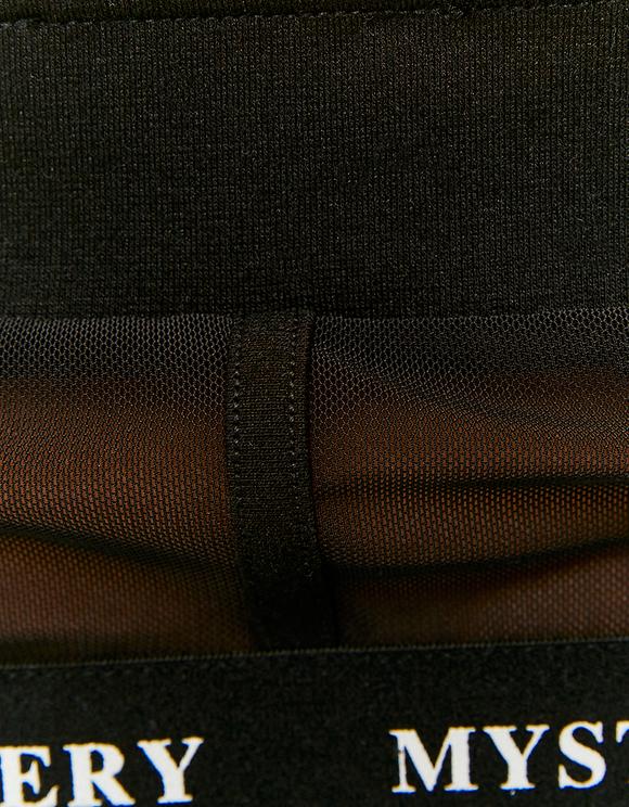Black Corset Bralet