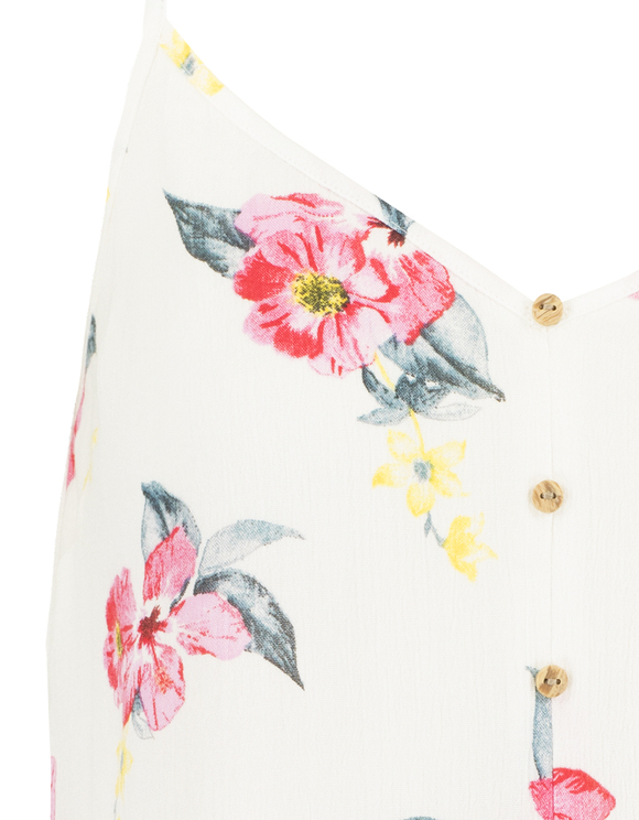 Floral Print Camisole Top