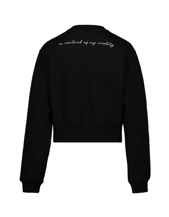 Schwarzes Drache Sweatshirt   TALLY WEiJL Online Shop