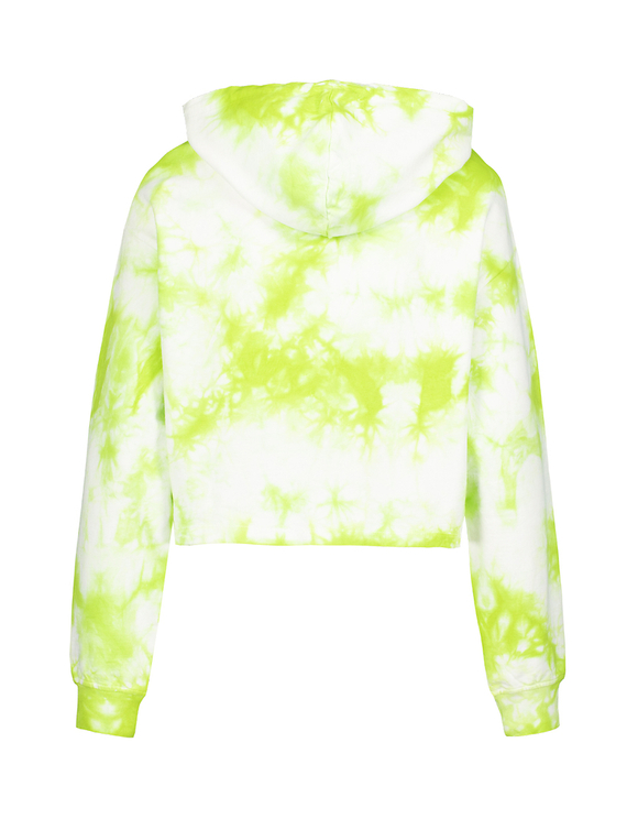 Sweat Tie & Dye Vert