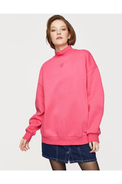 Neonpinkes Sweatshirt
