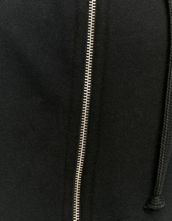 Bluza z kapturem zapinana na suwak