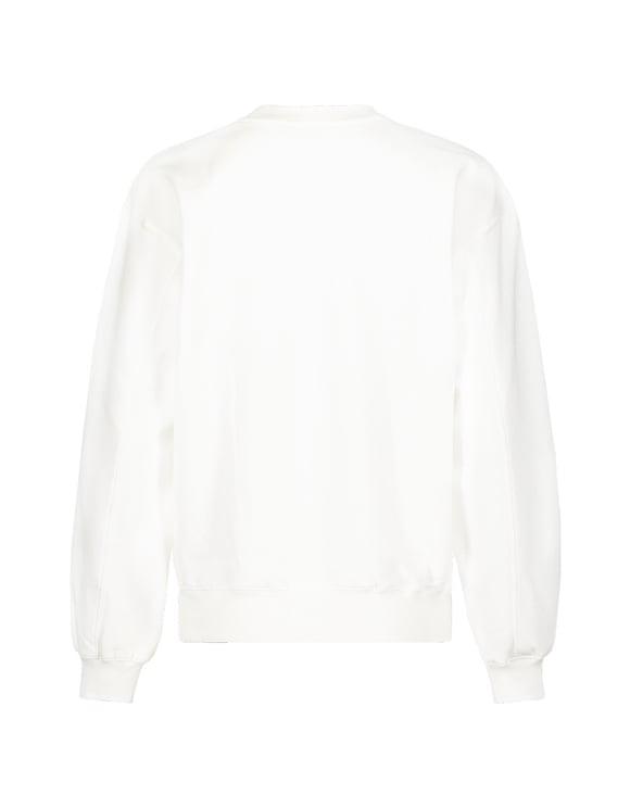 Sweat Blanc Imprimé