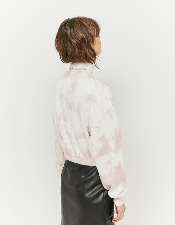 Sweat Rose Tie & Dye