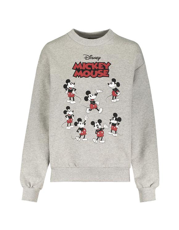 Szara bluza Mickey Mouse