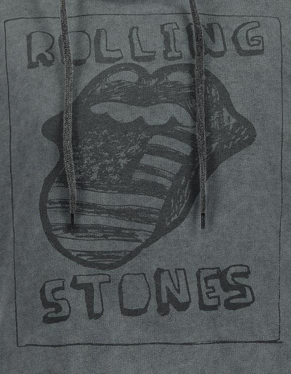 Szara bluza Rolling Stones