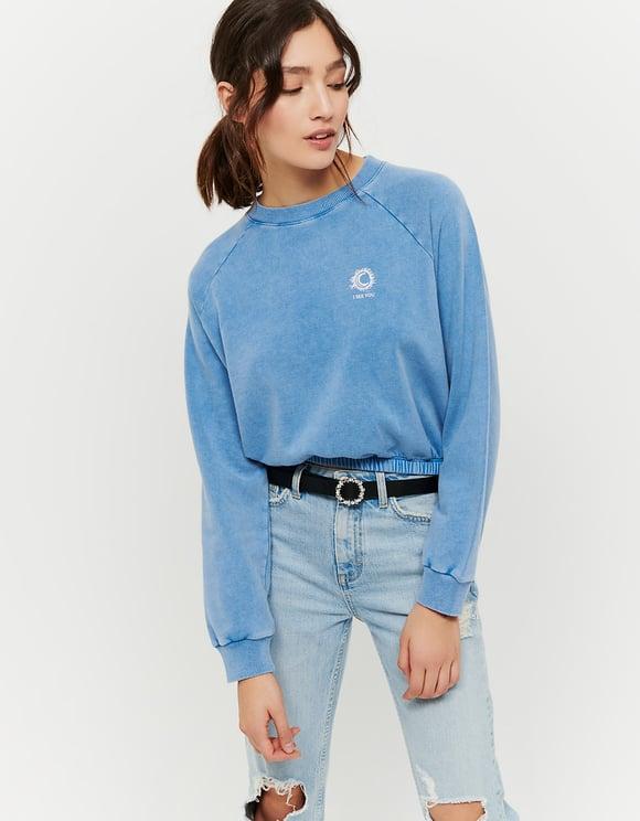 Blue Astro Sweatshirt