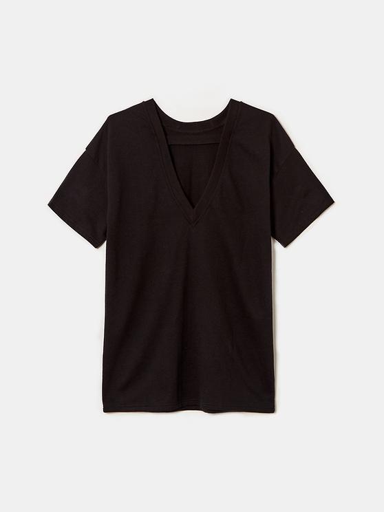 Robe en Molleton Noire