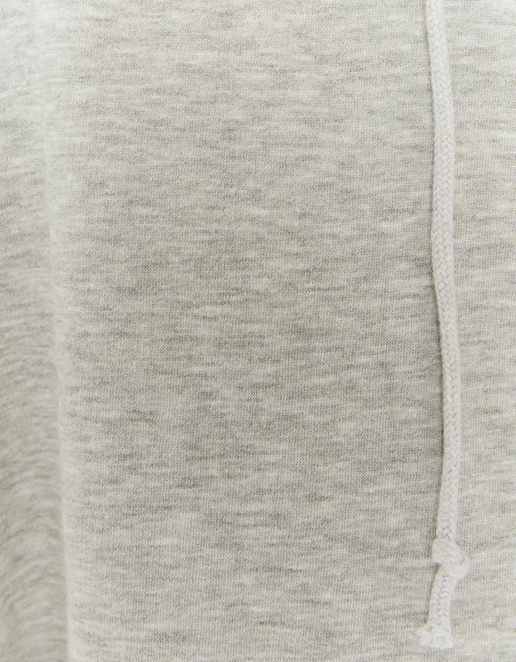 Grey Oversize Hoodie