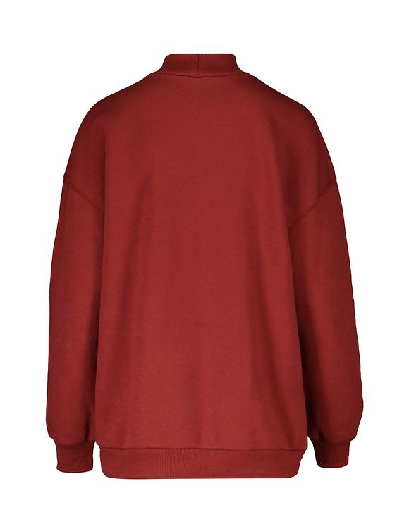 Cognac Oversize Sweatshirt