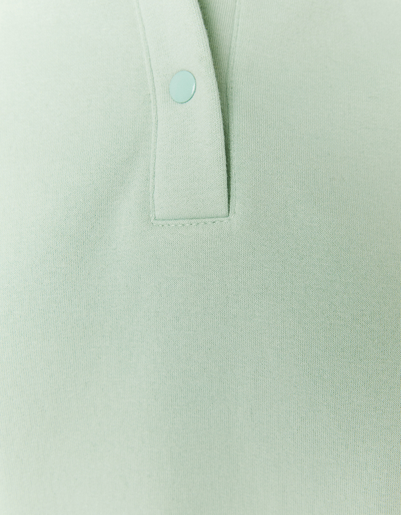 Sweat Design Polo Vert