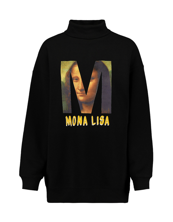 Sweat Noir Mona Lisa