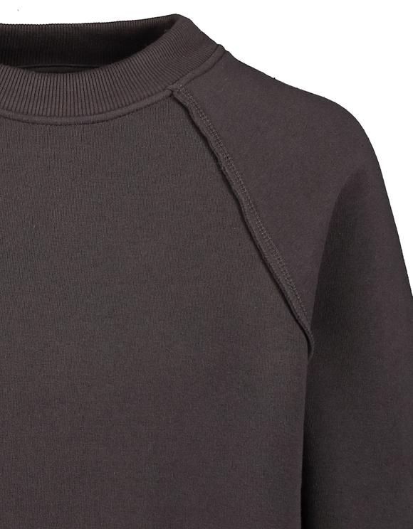 Grey Oversize Sweatshirt