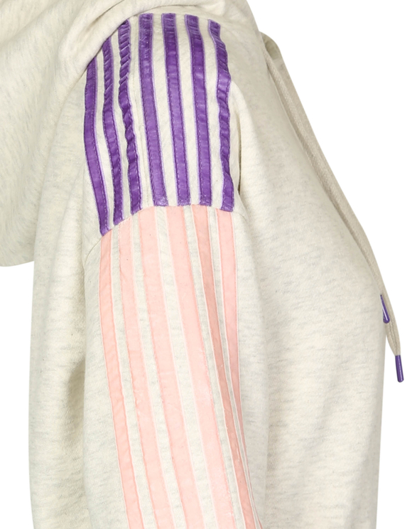 Grey Side Stripe Sweatshirt