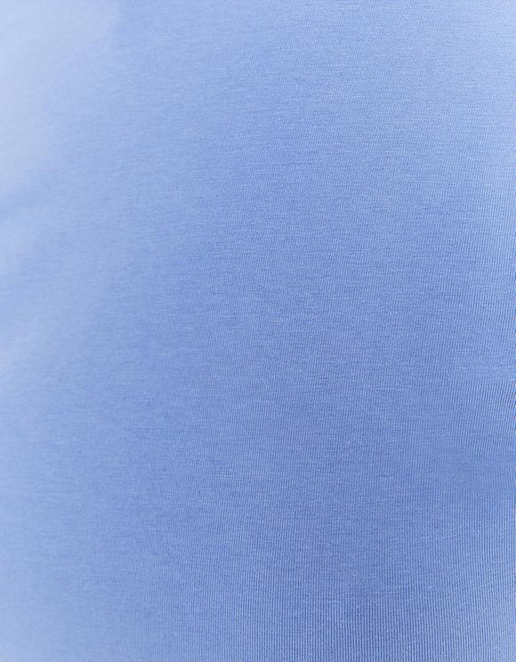 Blaues Top