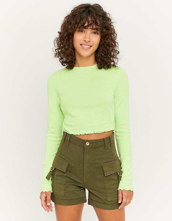 Light Green Top