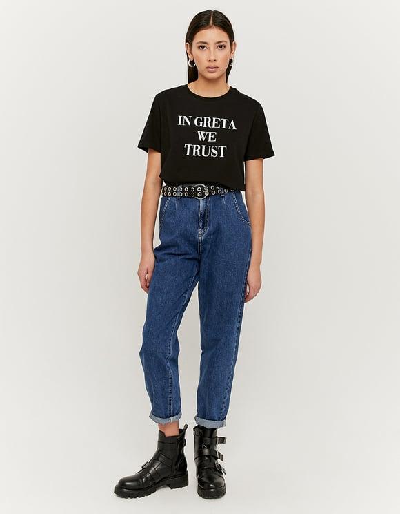 """In Greta we trust"" T-Shirt"