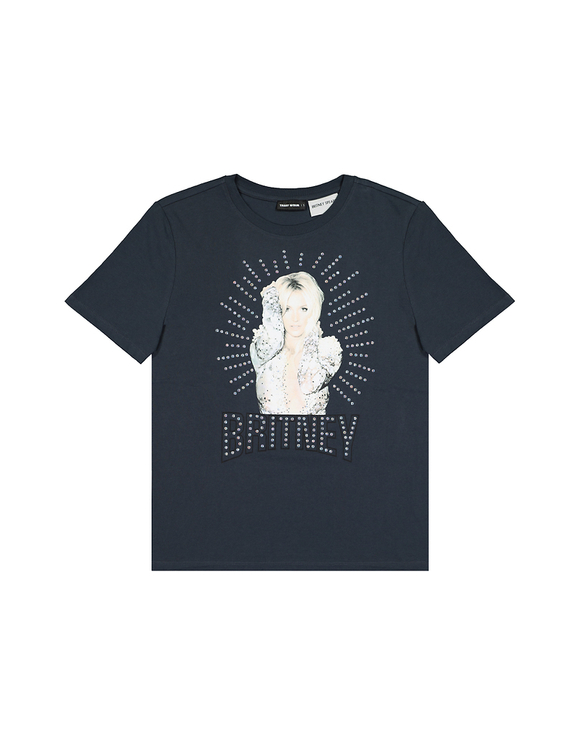 Britney Print T-Shirt