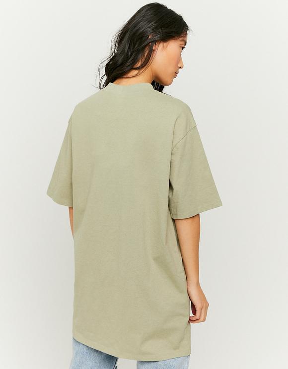 Green Oversize T-Shirt