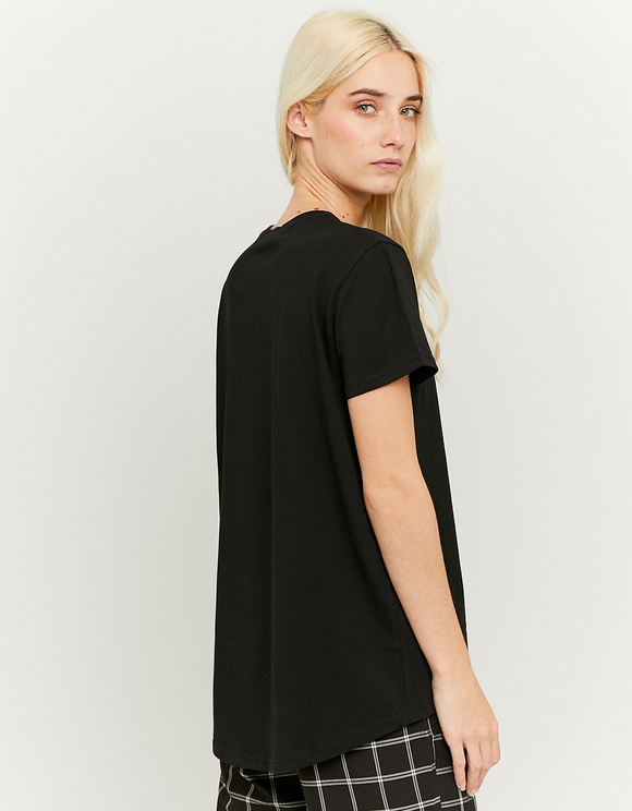 Black Loose T-Shirt