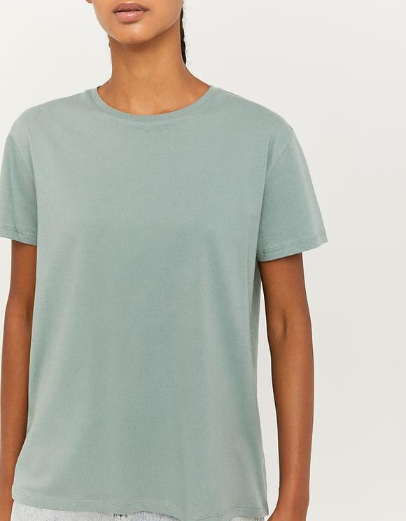 T-Shirt Vert Ample