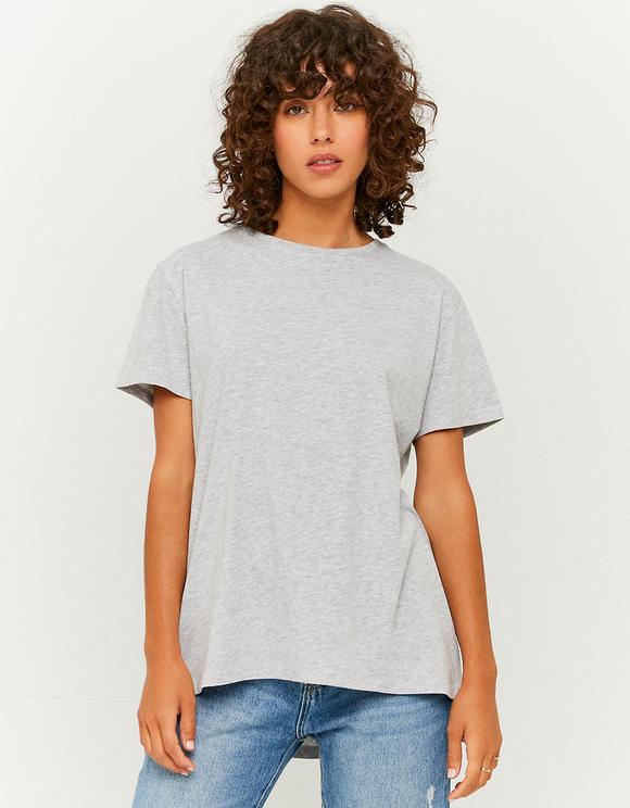 Grey Oversize T-Shirt