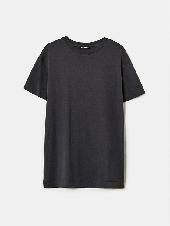 Grey Loose T-Shirt