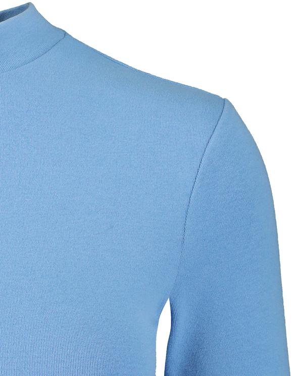 Top Bleu Basique