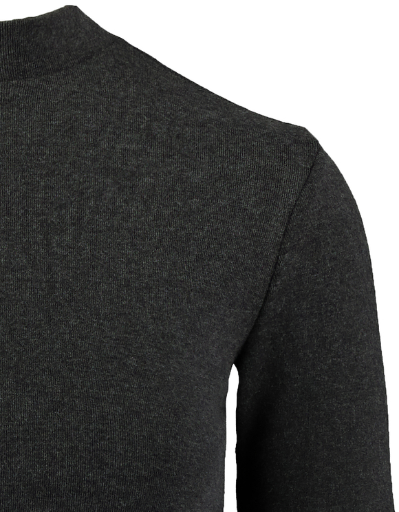 Grey Basic Top