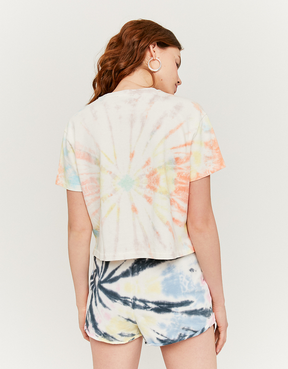 Top Tie - Dye Cropped