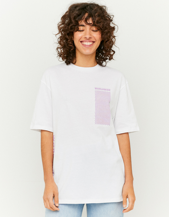 T-Shirt Réactif aux UV