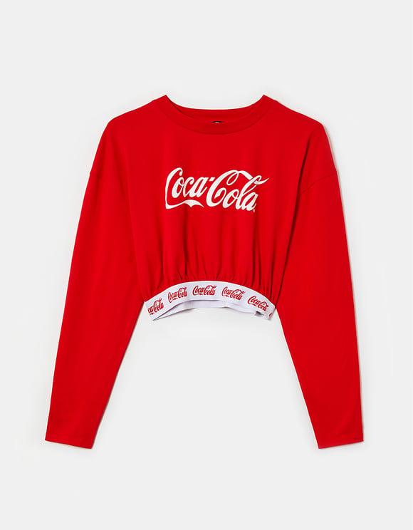 Top Imprimé Coca Cola