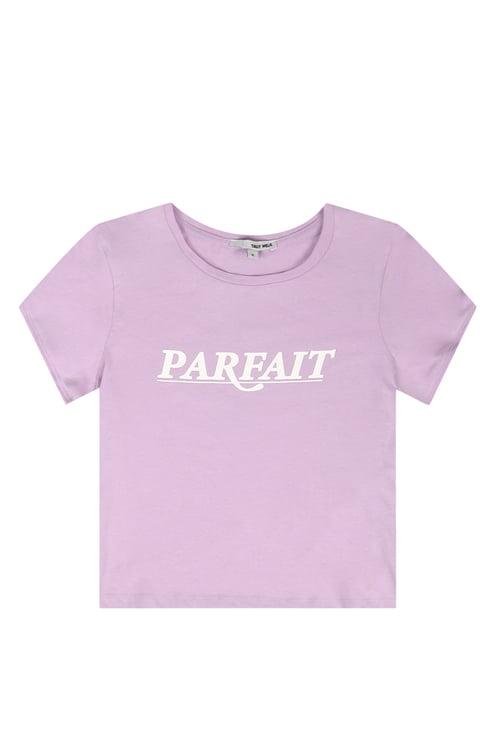 """Pink """"Parfait"""" Top"""