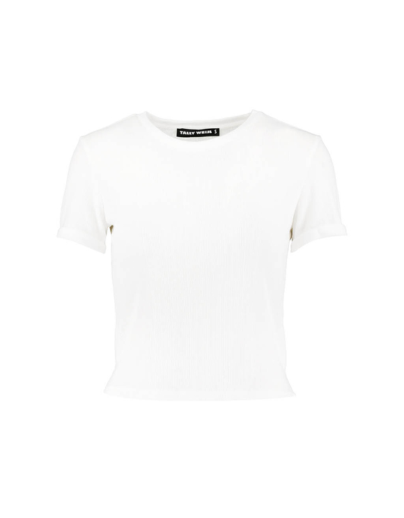 T-Shirt Blanc Basique