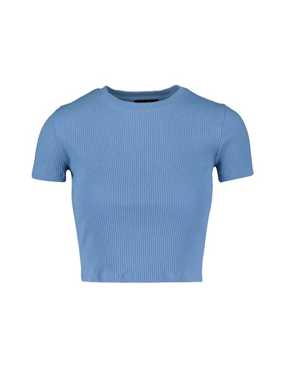Crop Top Bleu