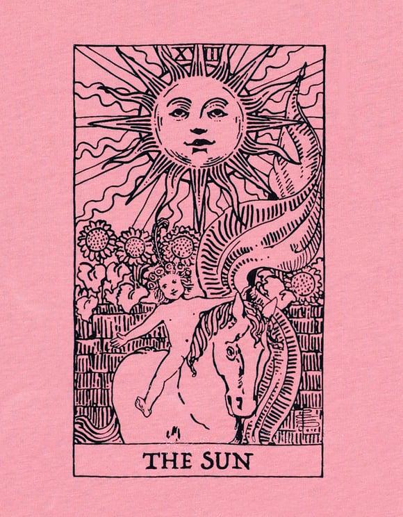 T-Shirt Astro Rose
