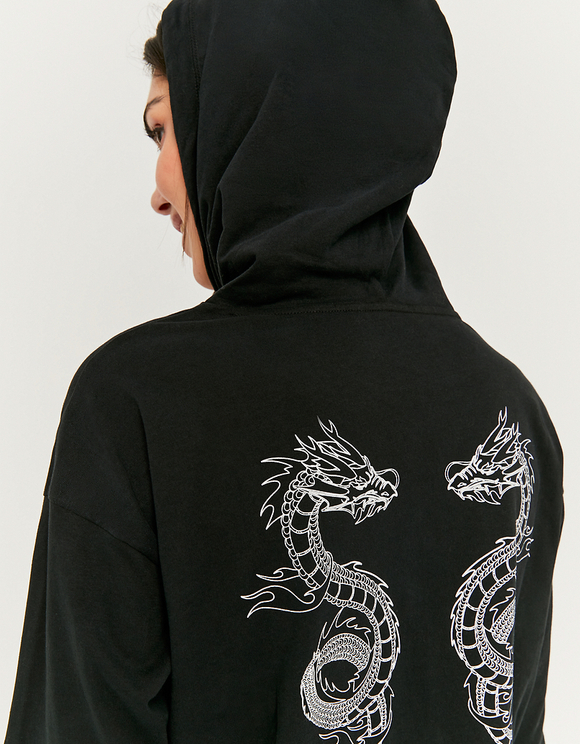 Black Top with Hood