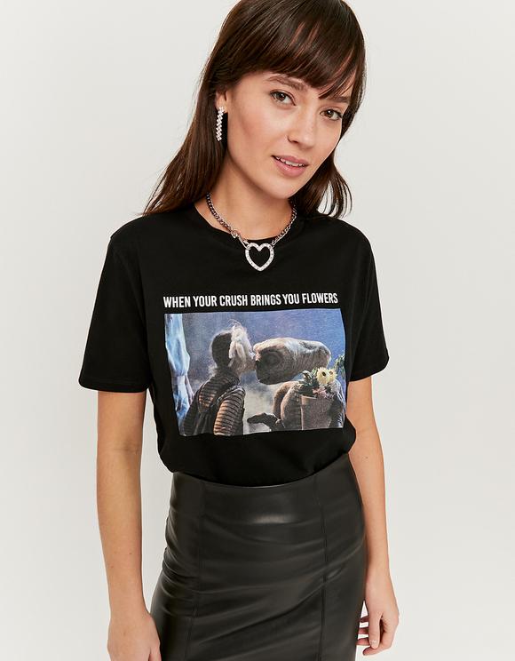 T-Shirt Imprimé E.T.