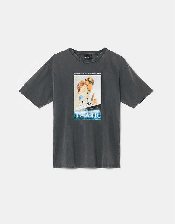 T-Shirt Imprimé Titanic