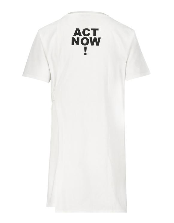Robe T-Shirt avec Ceinture