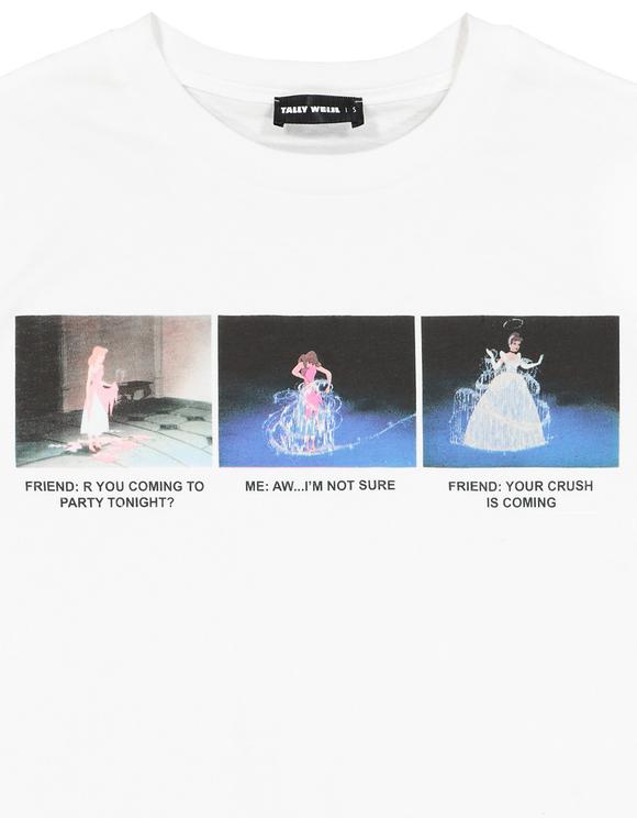 T-Shirt Meme Cendrillon