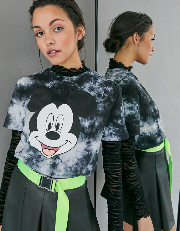 Tie & Dye Mickey Mouse T-Shirt