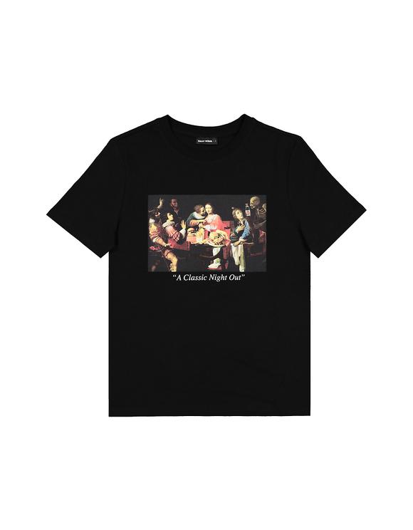 T-Shirt Noir Meme