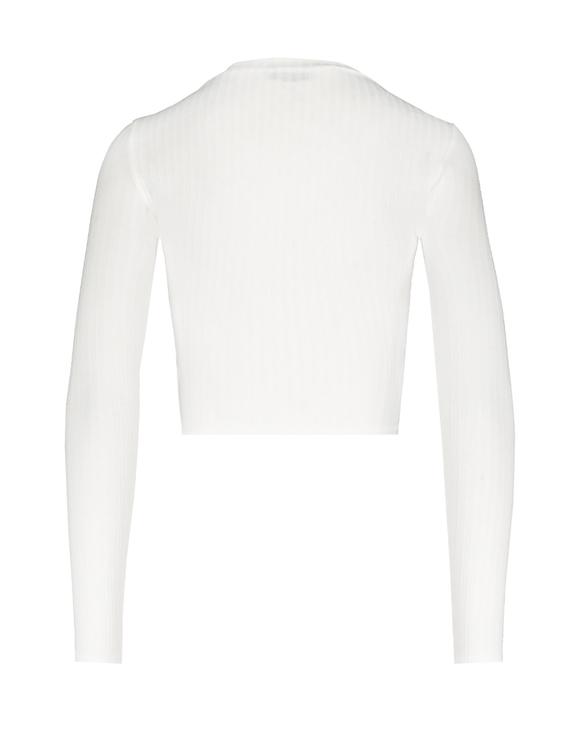 White Top to Tie