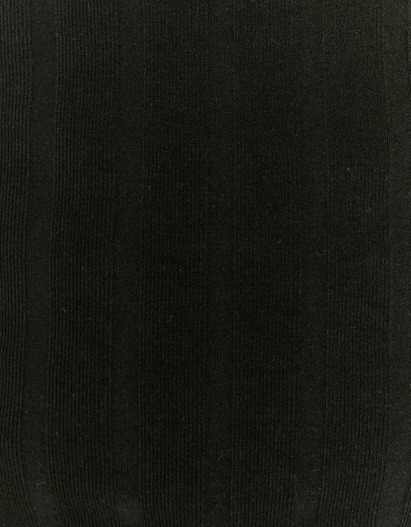 Top Manches Longues Noir