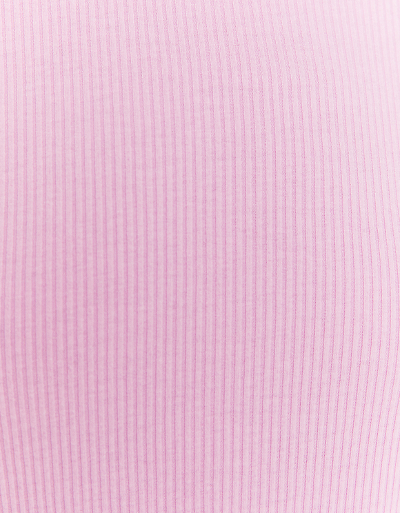 Pink Balloon Sleeves Top