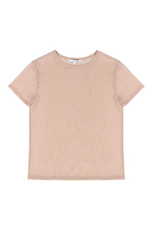 Pink Transparent Top